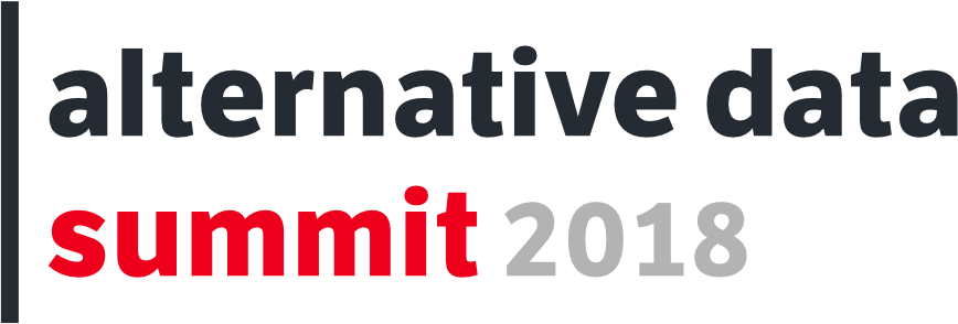 Alternative Data Summit 2018